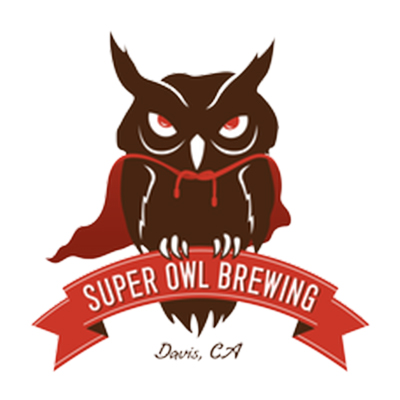 super owl brewing logo
